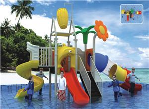 湖南水上滑梯玩具