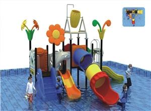 水上组合滑梯